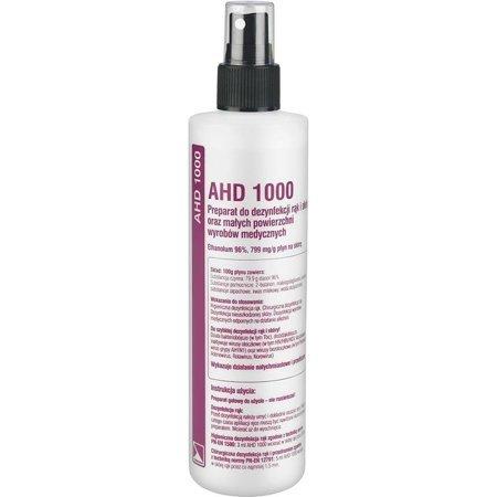 AHD 1000 spray do dezynfekcji rąk, skóry 250ml