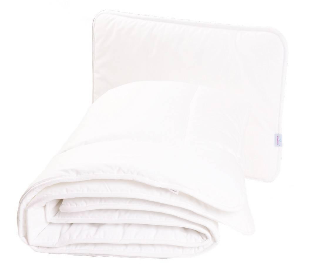 Babymatex komplet poduszka 40cmx60cm+kołderka 135cmx100cm