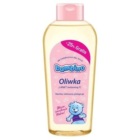 Bambino Oliwka dla dzieci 300ml