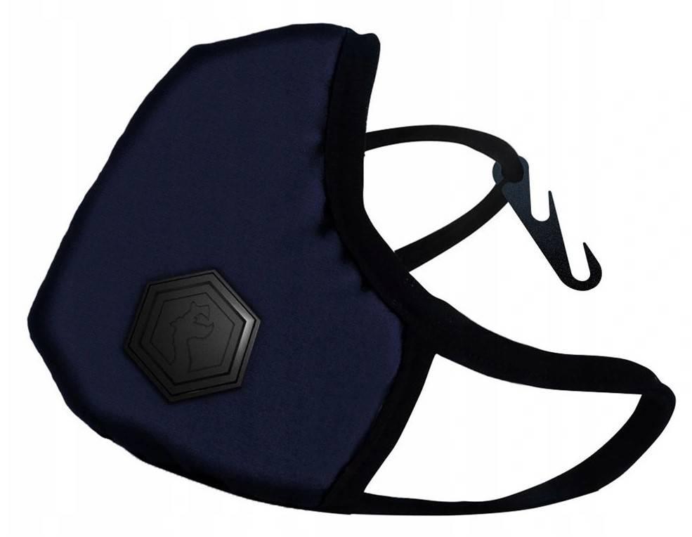 Dragon Maska antysmogowa Casual II Navy Blue