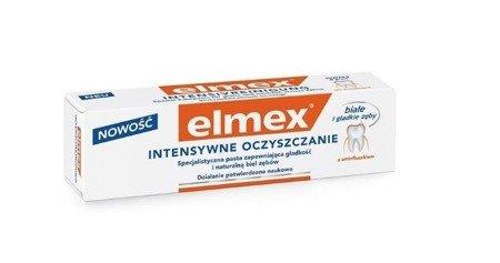 Elmex Pasta do zębów Intensywne Oczyszczanie 50ml