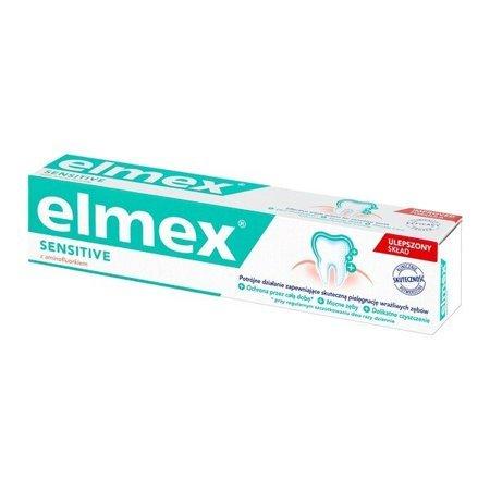 Elmex Pasta do zębów Sensitive 75ml