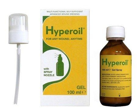 Hyperoil żel medyczny 100ml spray