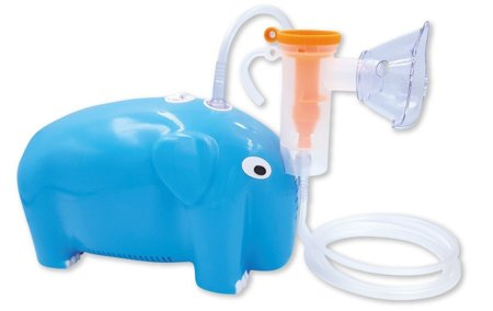 Inhalator dla dzieci Słoń ORO-BABY NEB BLUE