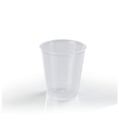Kieliszki Plastikowe do leków 90 SZT