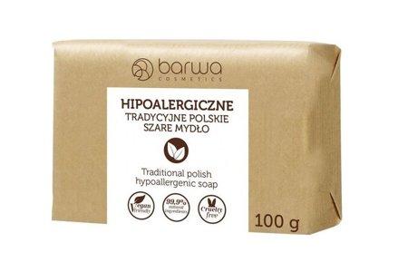 Mydło Barwa hipo tradycyjne szare 100g