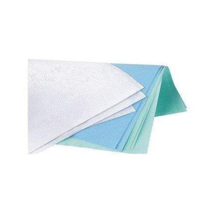 Papier do sterylizacji 500x500mm 500 SZT zielony