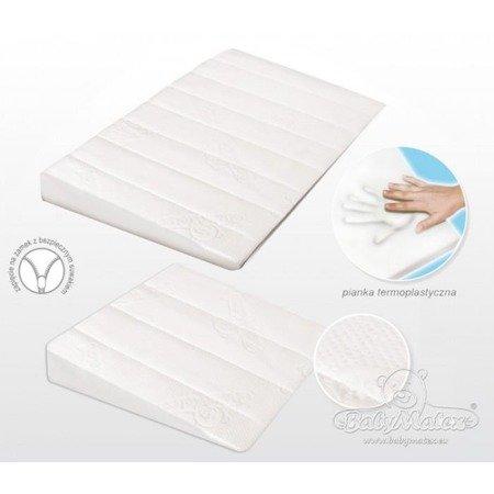 Poduszka dla niemowląt Smart z pianki termoplastycznej 40x36