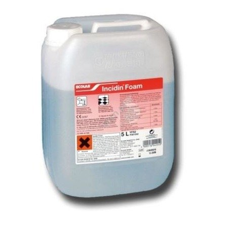 Środek do dezynfekcji Incidin Foam 5L