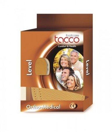 Tacco level wykoślawianie obuwia