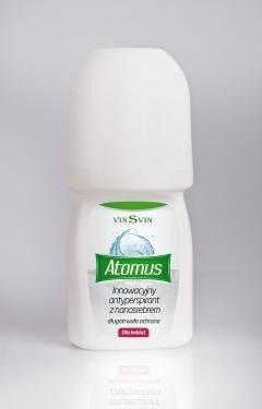 Vinsvin atomus antyperspirant dla kobiet 50ml
