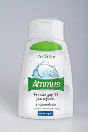Vinsvin atomus żel pod prysznic dla mężczyzn 250ml