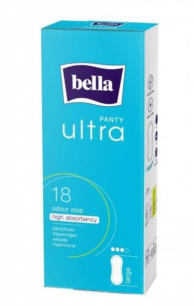 Wkładki Bella Panty Ultra Large 18 szt