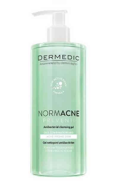 Dermedic Normacne antybakteryjny żel do mycia 500ml