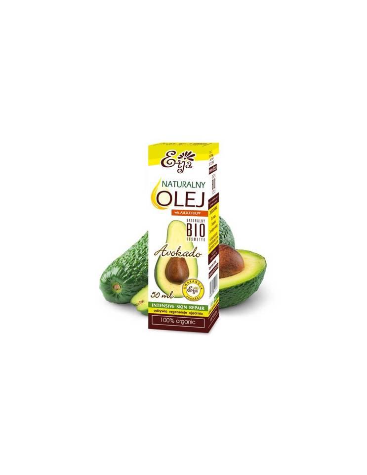 Etja olej avocado bio 50ml